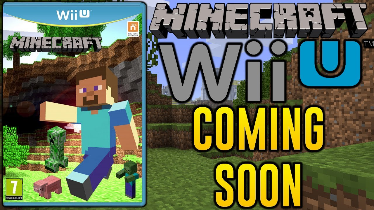 Minecraft Wii U Maintenance And More Miketendo64 By Gamers For
