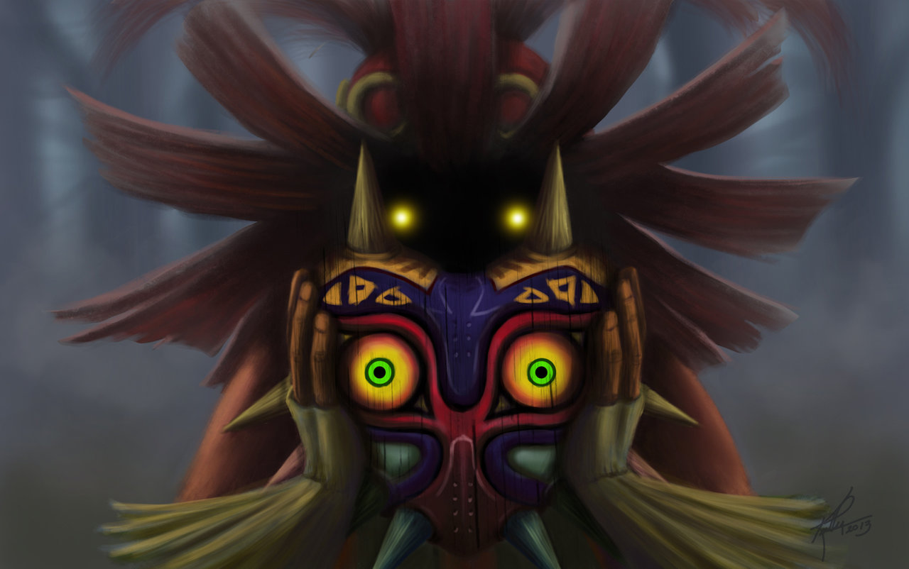 The Masks of Majora & The Other Demon King - Miketendo64 ...