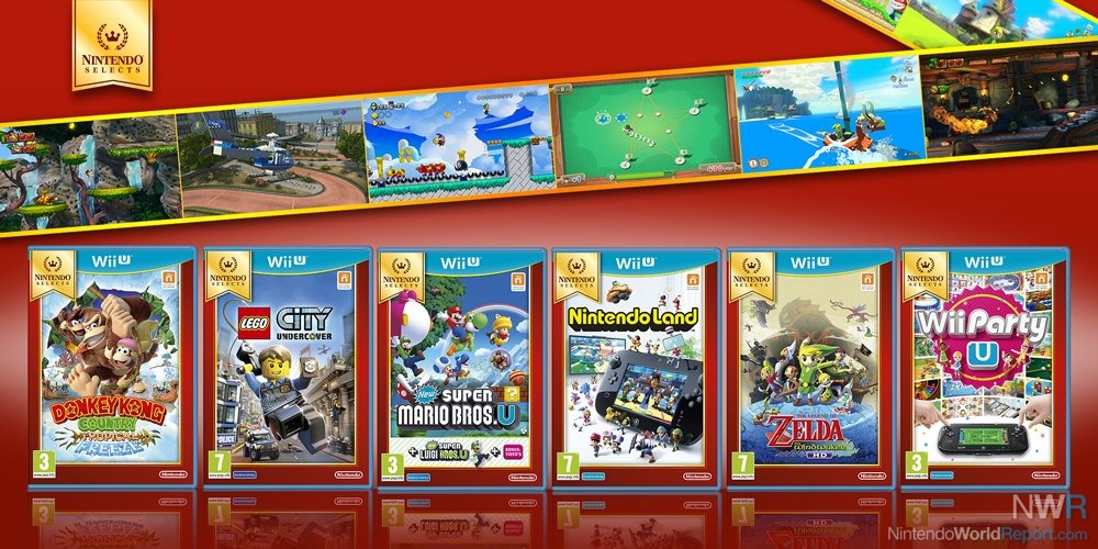 6 Wii U Titles Getting Nintendo Selects Treatment In Europe