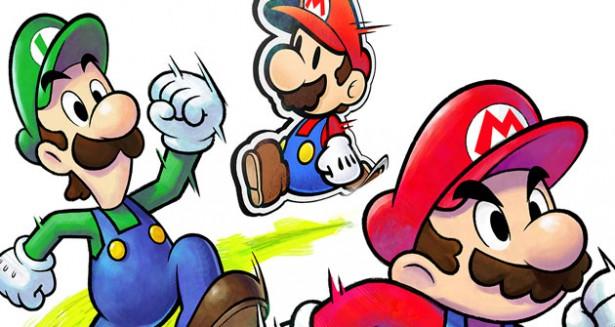 Mario Luigi Paper Jam 3ds Review Miketendo64 By
