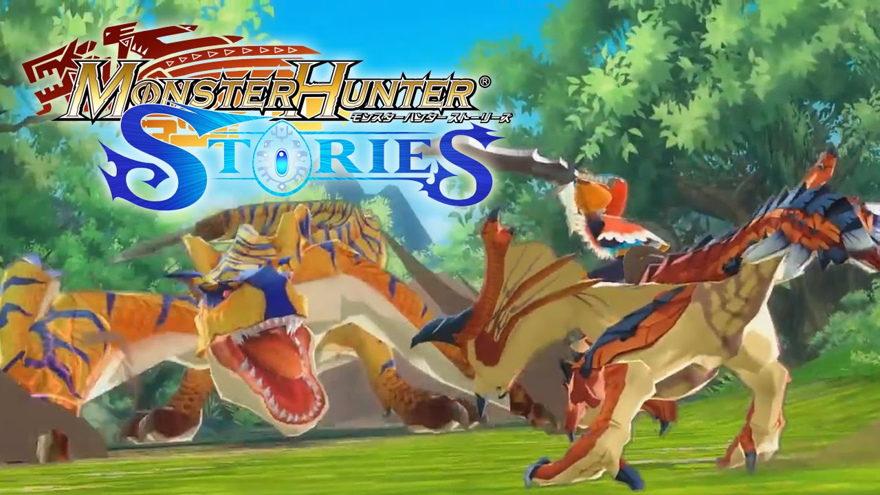 More Details Emerge For Monster Hunter Stories Miketendo64