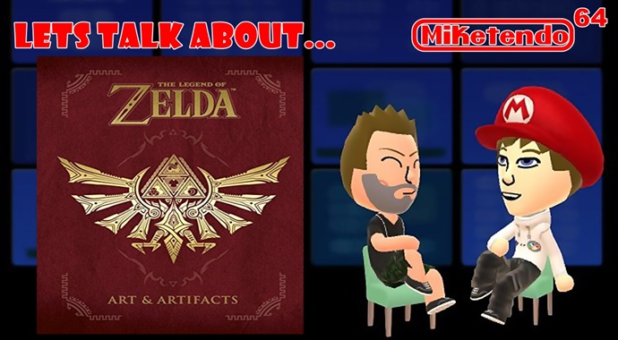 the legend of zelda art & artifacts pdf