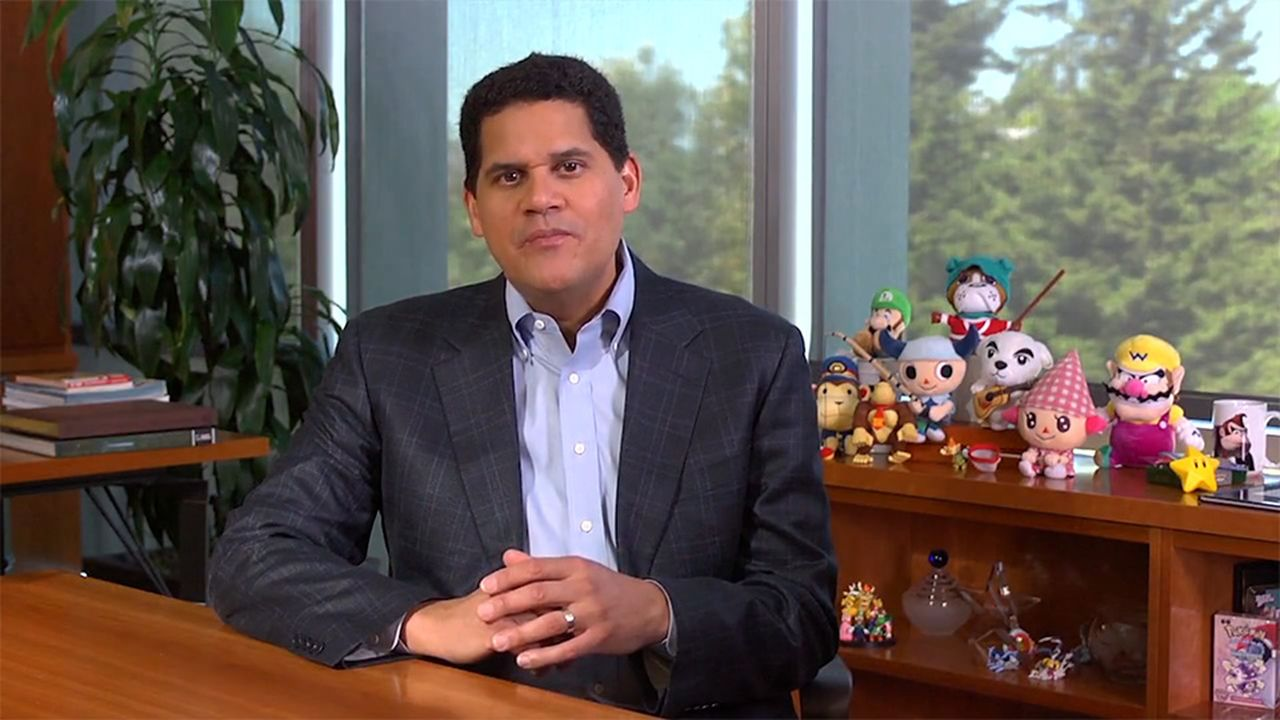 Reggie Reaffirms Support For 2DS And 3DS