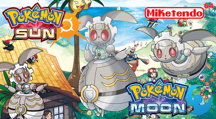 how to get magearna in moon