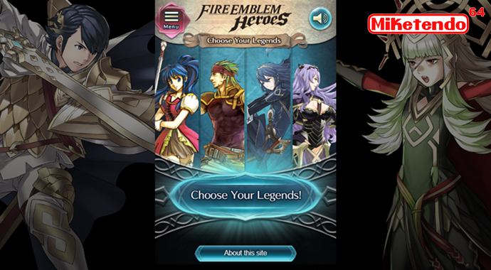 Last Day To Choose Your Legends A Fire Emblem Heroes Event Miketendo64 Miketendo64 Cyl5 is right around the corner. miketendo64