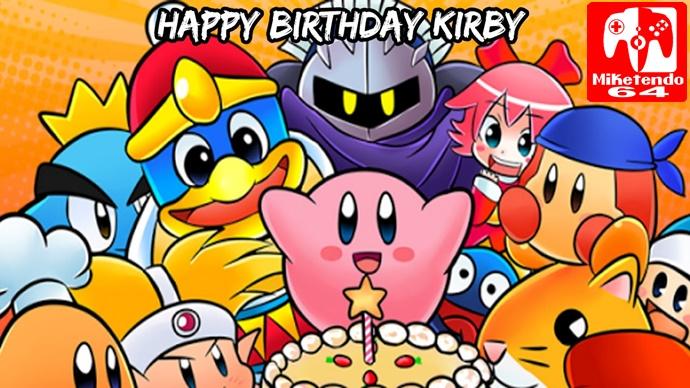 happy 25th birthday kirby my nintendo japan now offers 3ds kirby