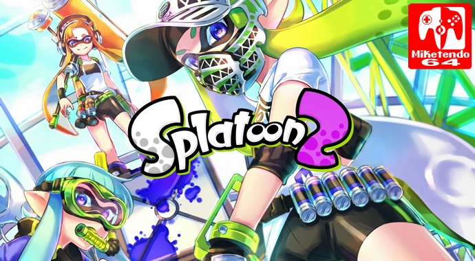 patch notes splatoon 2 version 2 2 0 for nintendo switch a whole