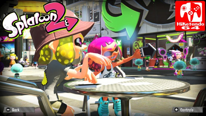 splatoon 2 amiibo compatibility detailed miketendo64 by gamers