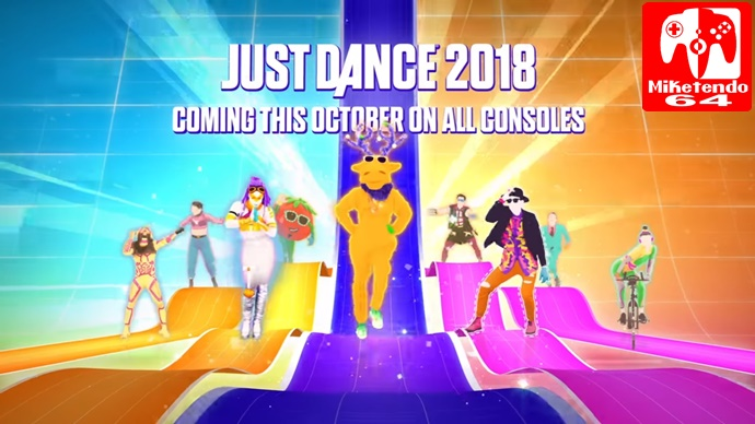 More On Just Dance 2018 Plus Nintendo Related Box Art