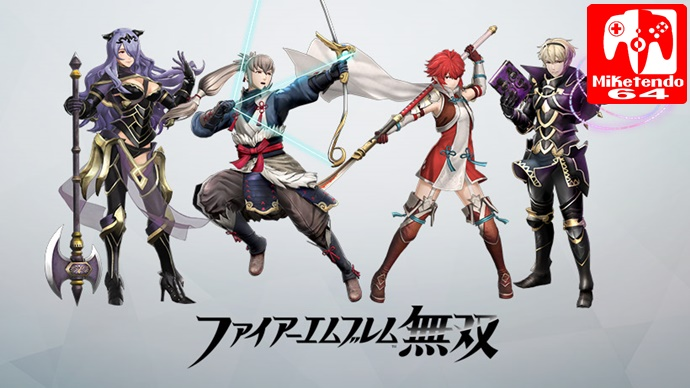 3 dlc packs have been revealed for fire emblem warriors as part of