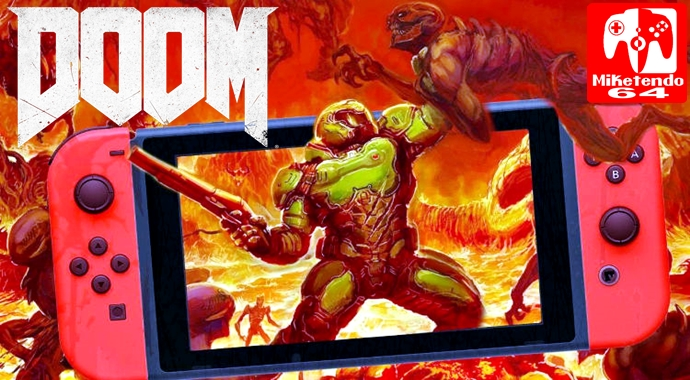 Patch Notes] DOOM Version 1 1 1 for Nintendo Switch (New Icon