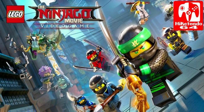 Review] The LEGO Ninjago Movie Video Game (Nintendo Switch ...
