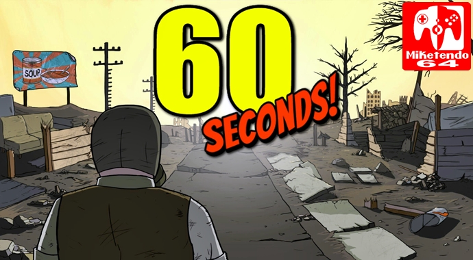 [Review] 60 Seconds! (Nintendo Switch)