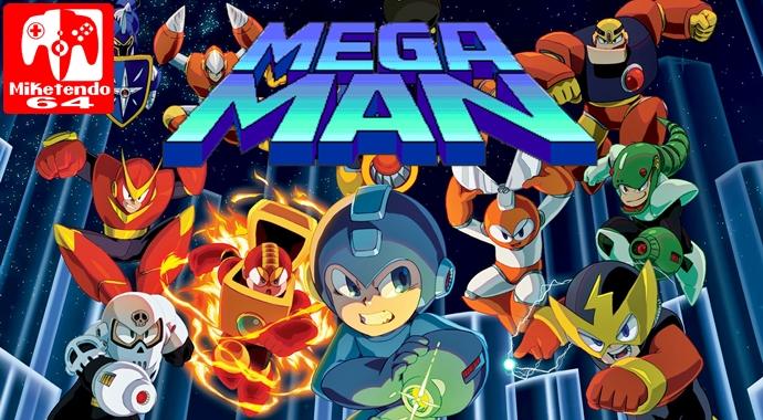 A Complete Mega Man 30th Anniversary Celebration Live Stream