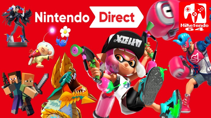Rumour] Nintendo Direct Jan 2018 To Announce New Titles Feat  Kirby