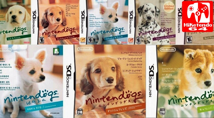 """[Random] """"That's Hot!"""" Is What We Think Of Nintendogs As A"""