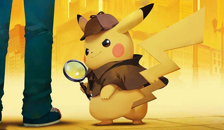 Detective Pikachu Movie