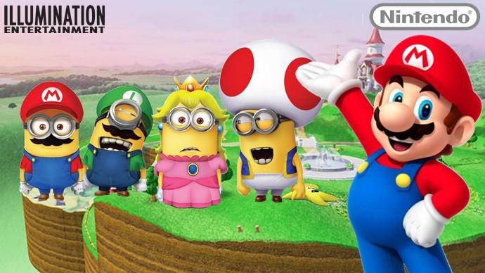 Nintendo Illumination Confirm Partnership Animated Mario Movie