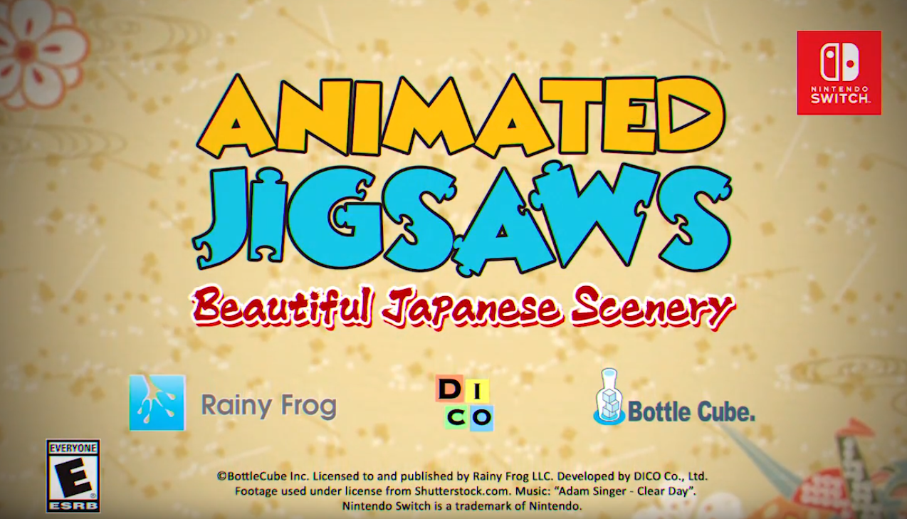 Animated Jigsaws
