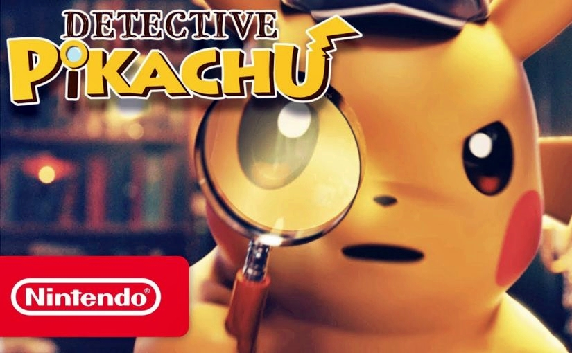 Nintendo 3ds Detective Pikachu Review Miketendo64 Miketendo64