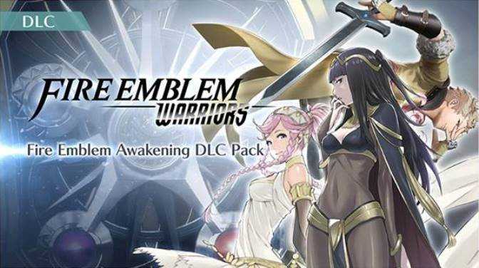 Fire Emblem Warriors Version 1.5.0