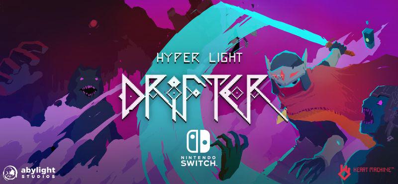 Hyper Light Drifter Switch