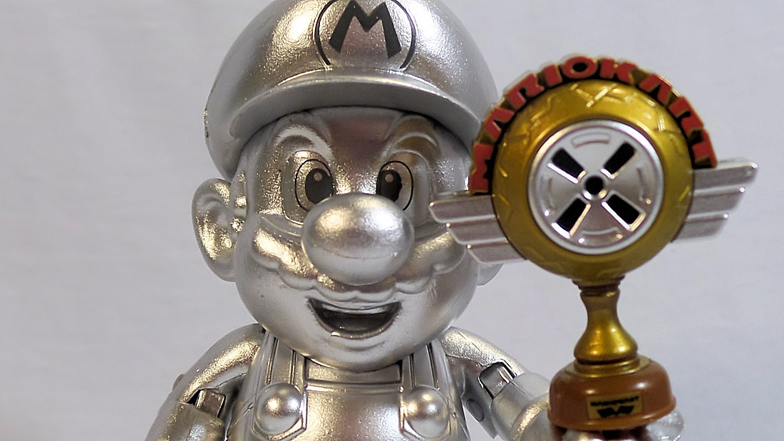 Metal Mario World of Nintendo
