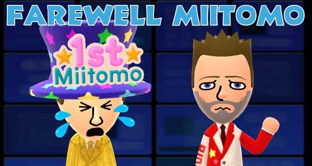 Farewell Miitomo