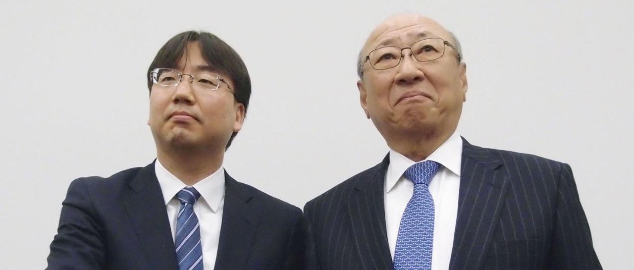Kimishima and Furukawa