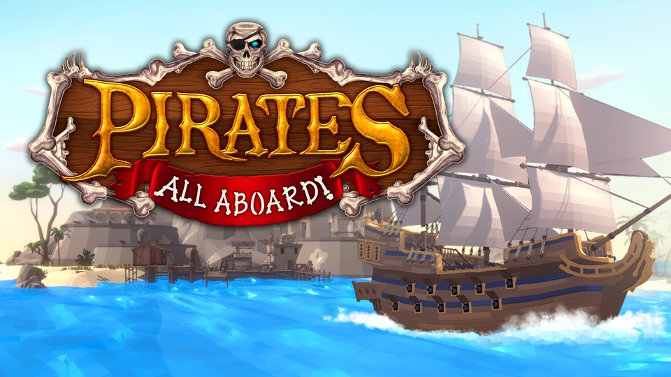 Nintendo Switch] Pirates: All Aboard! Review - Miketendo64