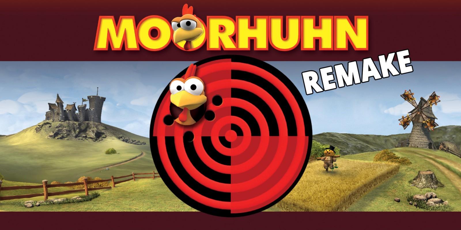 Moorhuhn Remake Spielen