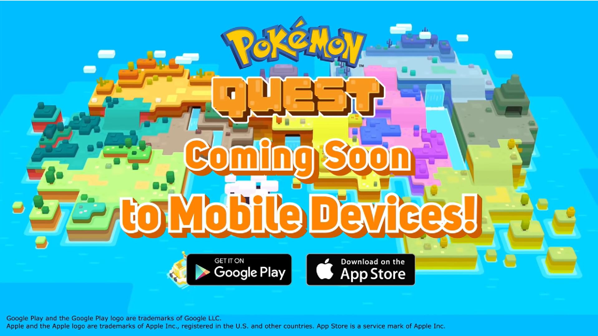 Pokemon Quest On Mobile