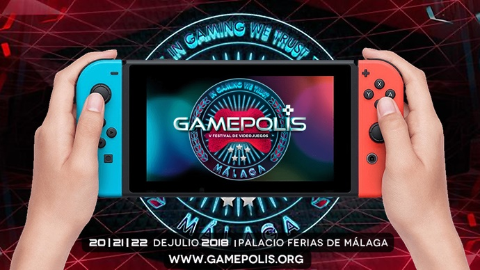 Nintendo Switch Is The Star Of Gamepolis