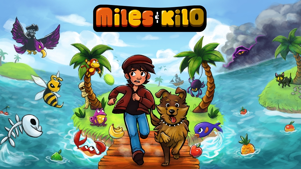 Miles & Kilo | Game Review
