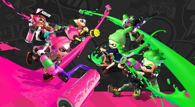 Splatoon 2 Koshien 2019
