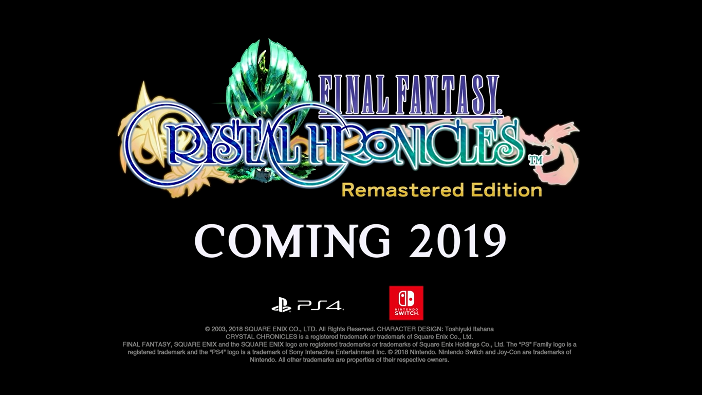 Final Fantasy Crystal Chronicles - Remastered Edition