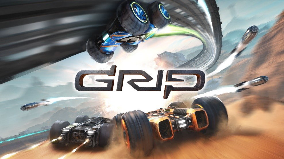 GRIP: Combat Racing Big Ass Update