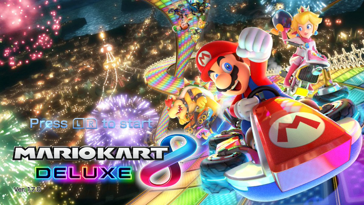 Patch Notes] Mario Kart 8 Deluxe Version 1 7 1 for Nintendo Switch