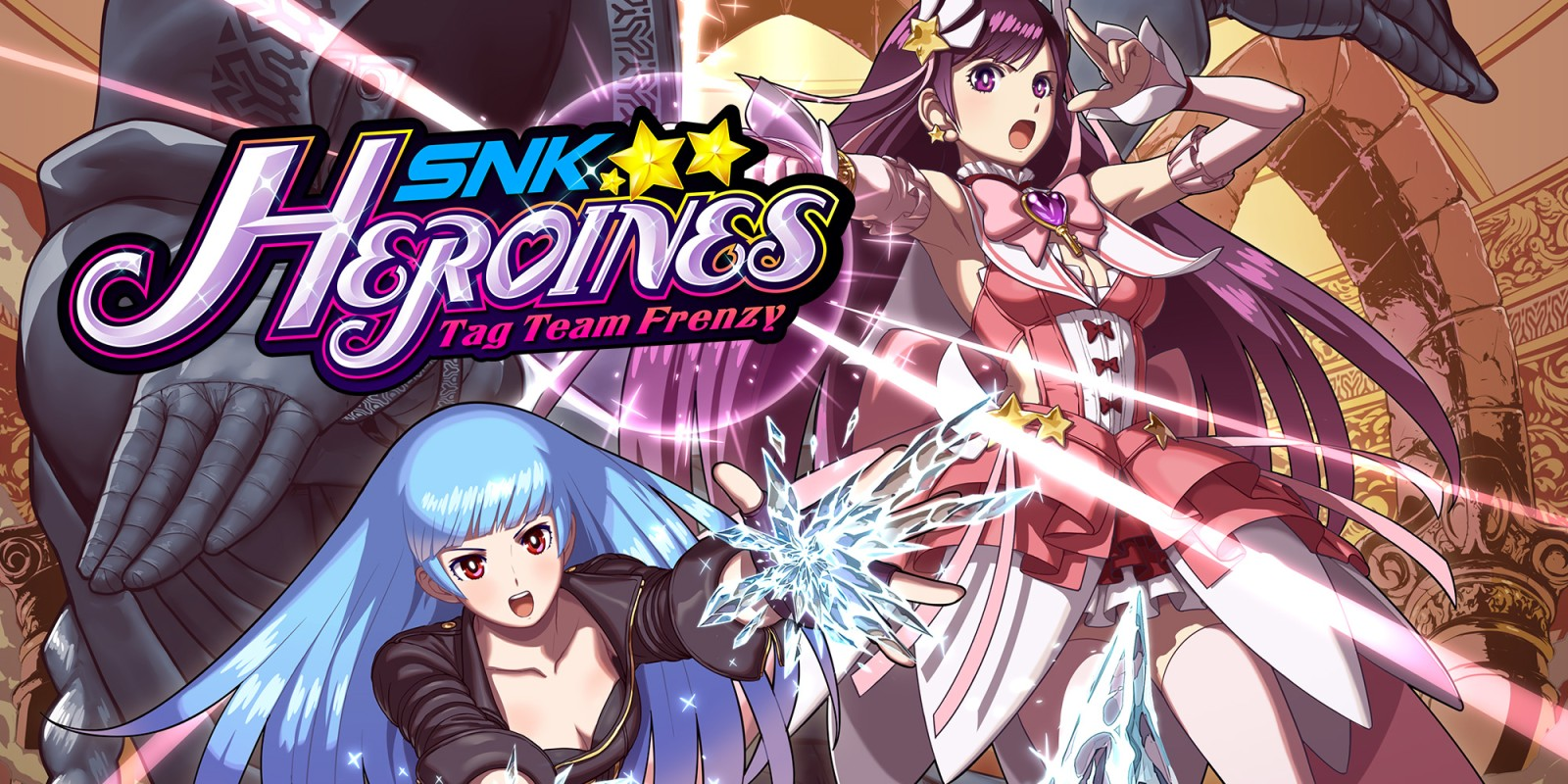 SNK Heroines switch review