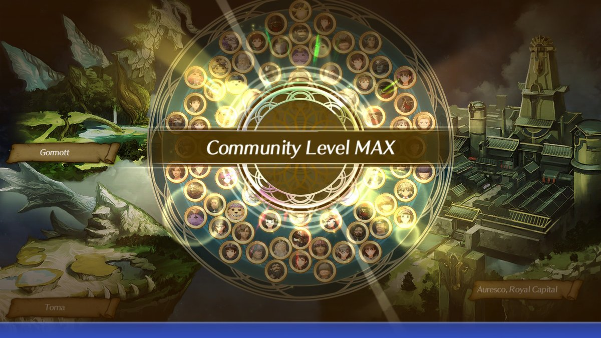 Spoilers Heres What Community Level Max Unlocks In Xenoblade