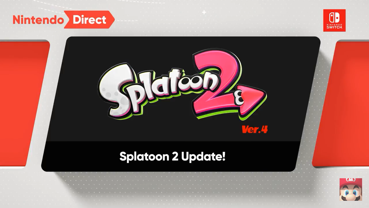 Splatoon Ver.4.0
