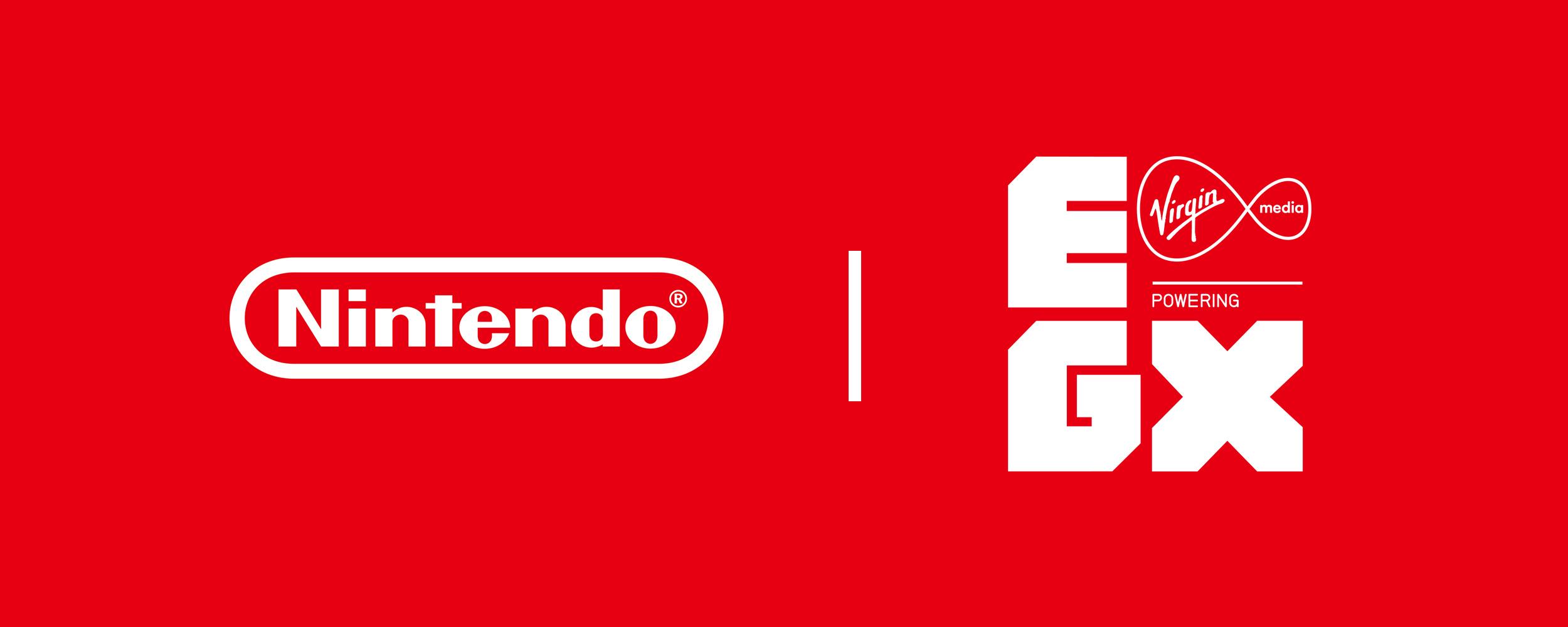 Nintendo Stand EGX 2018