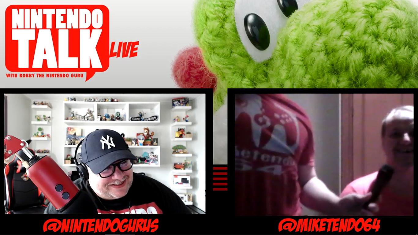 Nintendo Talk Live