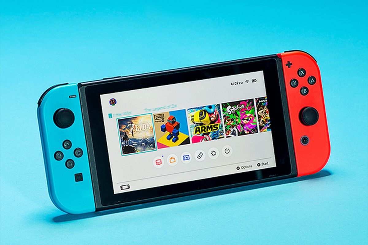 Nintendo Switch 6.1.0 Update