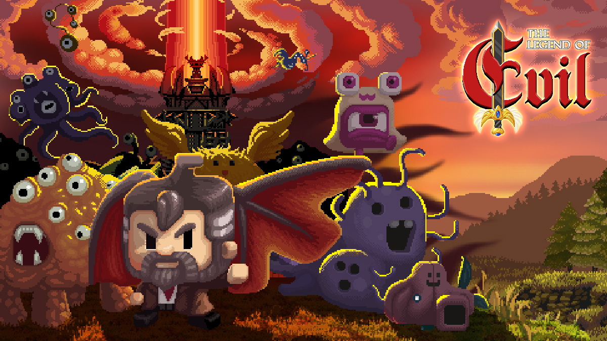 The Legend of Evil switch review