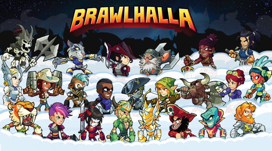 Switch Review] Brawlhalla (#639) | Miketendo64 :Miketendo64