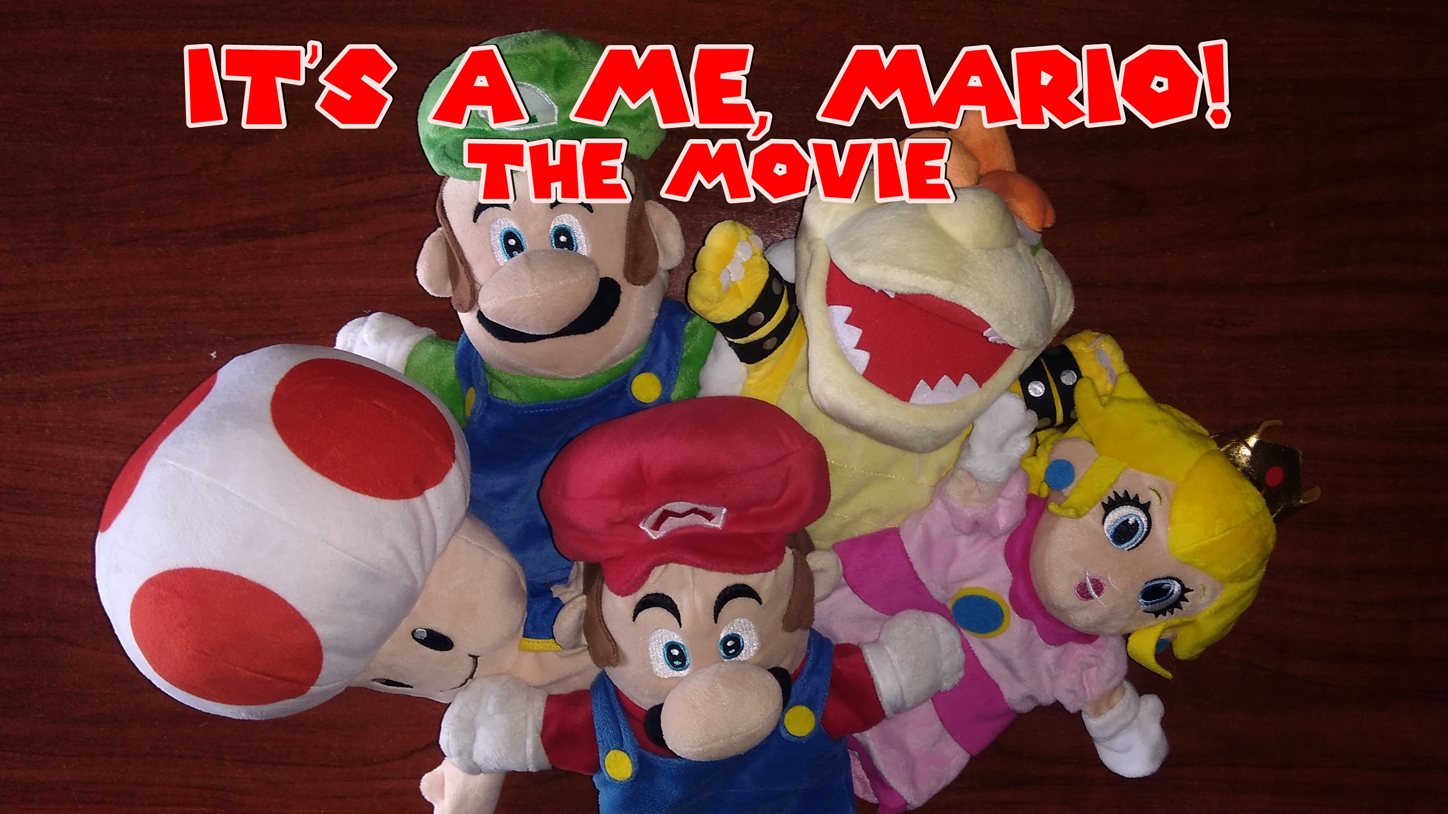 It's A Me, Mario! The Movie