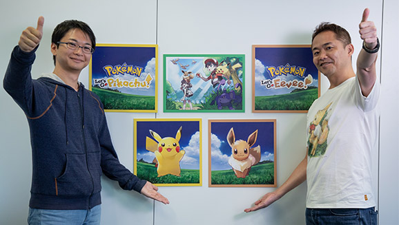 Meet The Makers Of Pokemon