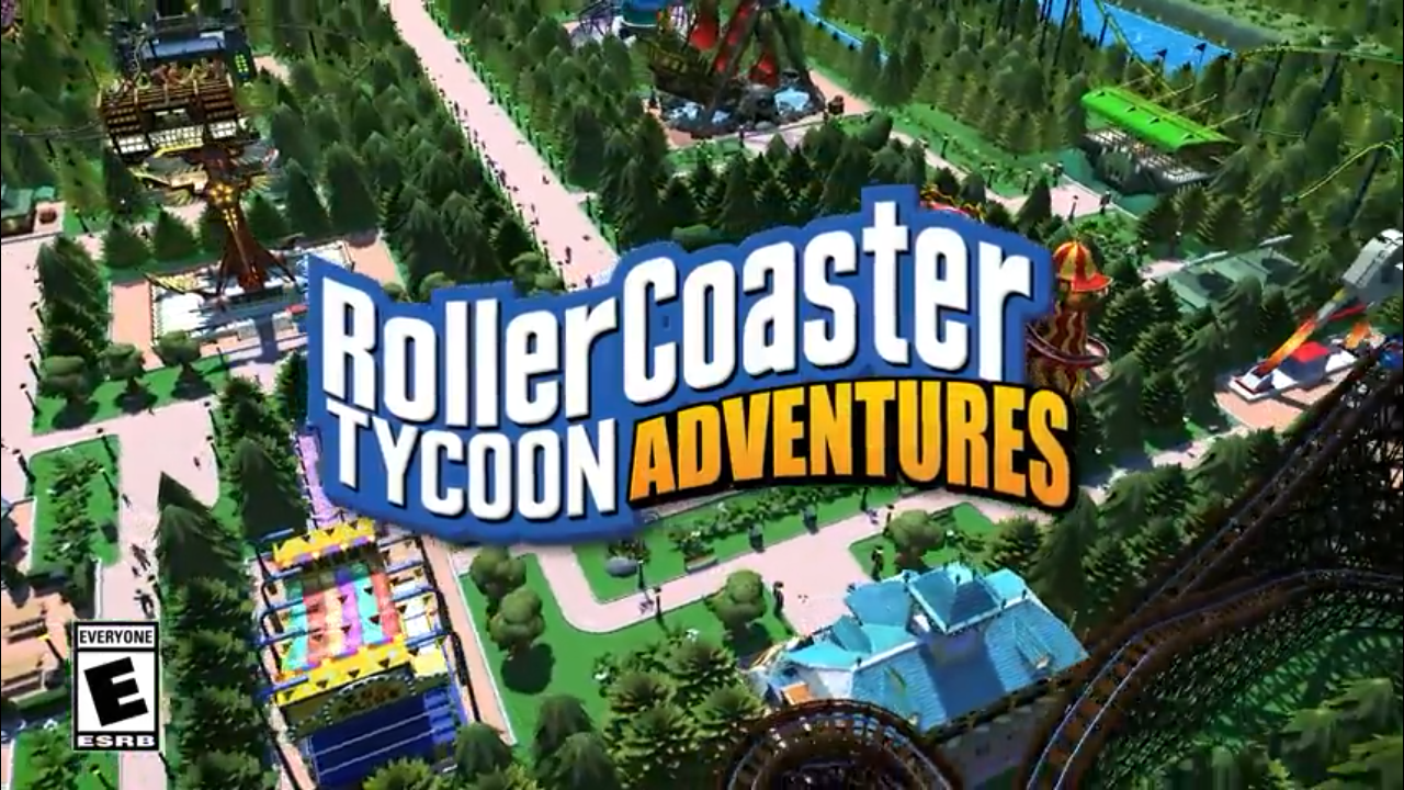 RollerCoaster Tycoon® Adventures Opens Admission On November 29th