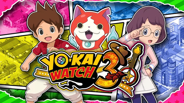 Yo-Kai Watch 3